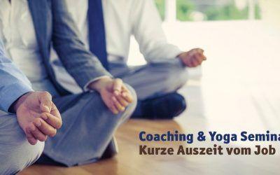 Coaching & Yoga-Seminar November 2018