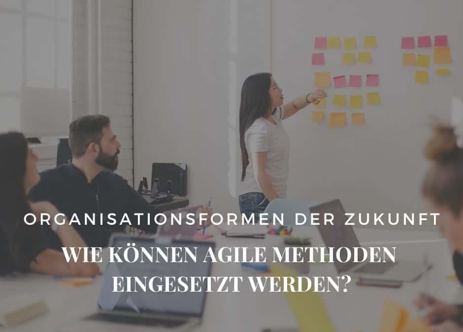 Organisationsformen der Zukunft – Kann eine agile Struktur helfen?