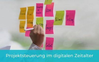 Projektsteuerung im digitalen Zeitalter